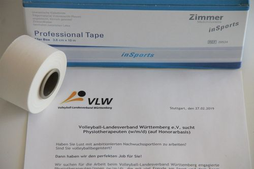 VLW sucht Physiotherapeuten (w/m/d) (auf Honorarbasis)